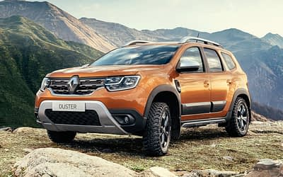 Dacia Le Duster 2021 avec un nouveau look le SUV plaisir
