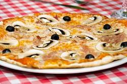 Pizza facile recette
