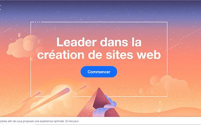 Comment faire un site web Gratuit avec wix